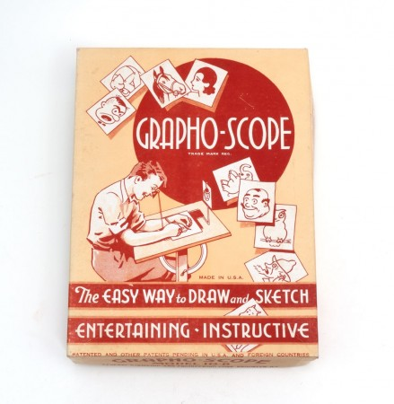 Grapho-Scope